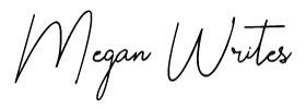 Megan Writes